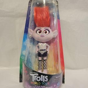 NEW - Trolls DreamWorks  Fashion Doll Trolls World Tour Stylin' Barb